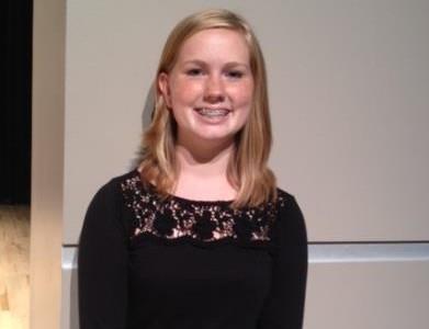 Anna Gustafson of 11 Stories news show.