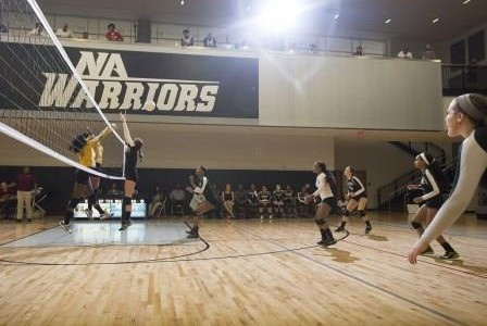 Early season wins set the tone for Warrior volleyball team