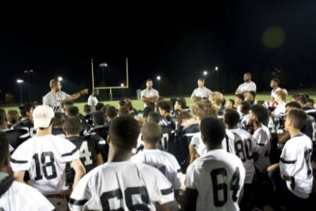 Football teams maintains a positive outlook in spite of win-loss record.