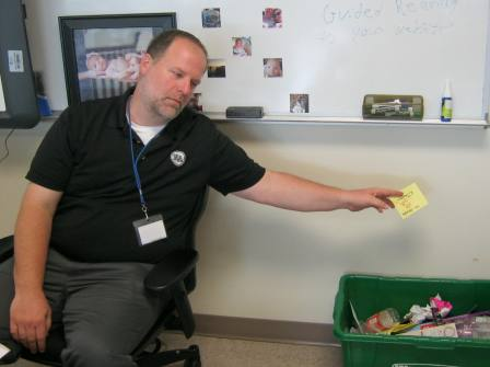 Environmental Sciences Class Leads School Recycling Movement