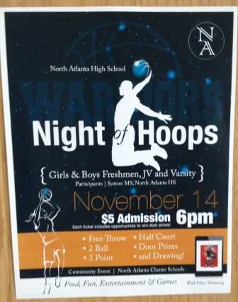 """""""Night of Hoops"""" Will Be a Basketball Extravaganza at North Atlanta"""