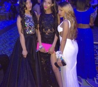 "North Atlanta Students ""Glow"" in Downtown Omni for Prom 2015"