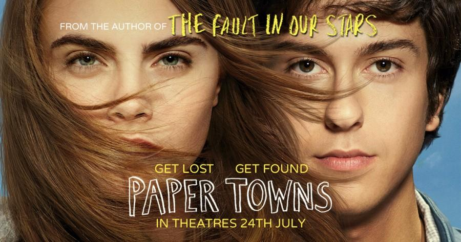 "Movie ""Paper Towns"" Touches on Themes Important to Teens"