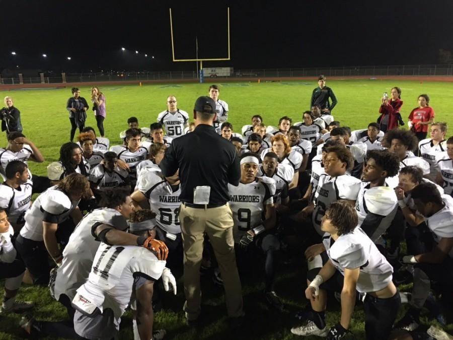 2015 Warrior Gridiron Season Signals Hope for Future
