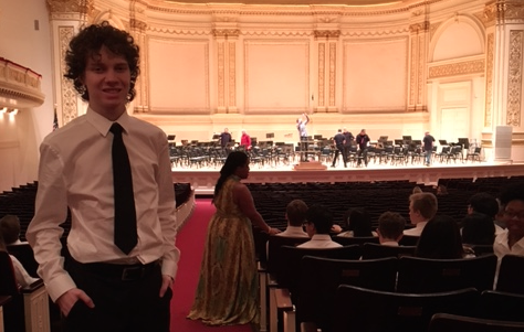 Cellist Valldejuli To Play At Carnegie Hall