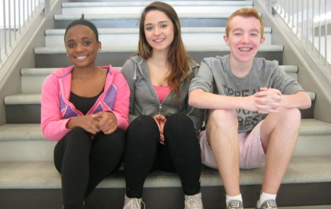 """A Plant-Based Musical:  Alexandria Smith, Delaney Dunn and Taylor Diamond are among the actors in North Atlanta's """"Little Shop of Horrors."""""""