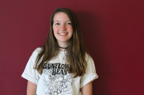 Sophomore Makes Her Way to the Big Screens
