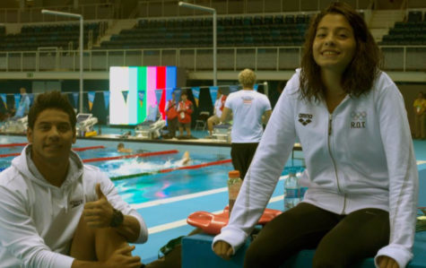 Olympic Refugee Team Makes Waves in Rio