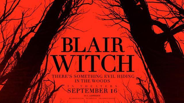 """Blair Witch"" Redux Haunted by Predecessor's Shadow"