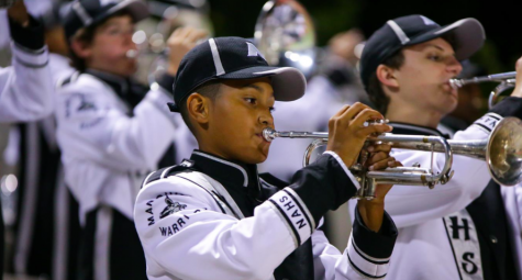 North Atlanta Marching Band Stomps into a New Year