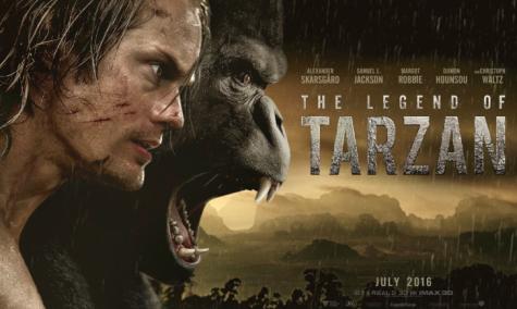 """The Legend of Tarzan"" Swings Into Movie Theaters"