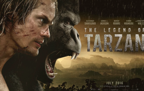 """The Legend of Tarzan"" Swings Into Movie Theaters"