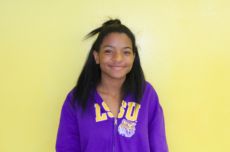 Etyana Leigh is Key to the Key Club's Success