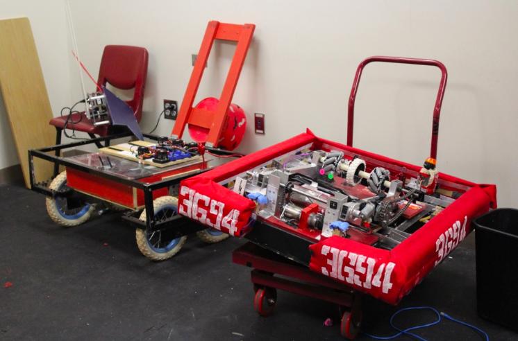 Robotics: Building a Better Season