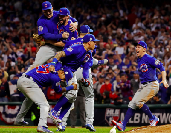 A Century of Suffering Ends for Cubs