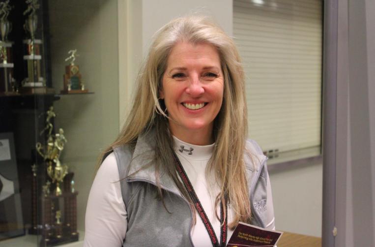 Super Volunteer Allison Hayes Does Everything for Warrior Athletics