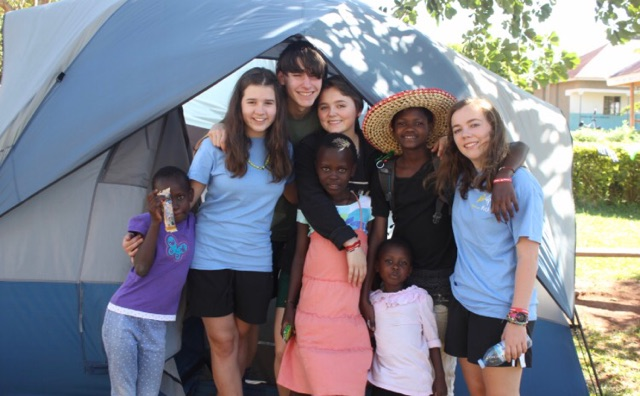 Africa Trip Makes Lasting Mark on Junior Claire Denning