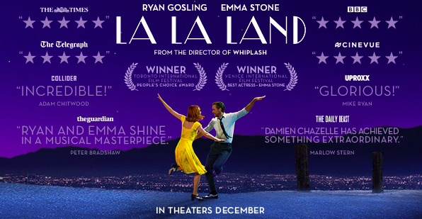"""La La Land"" Sweeps Hollywood Off Of Its Feet"