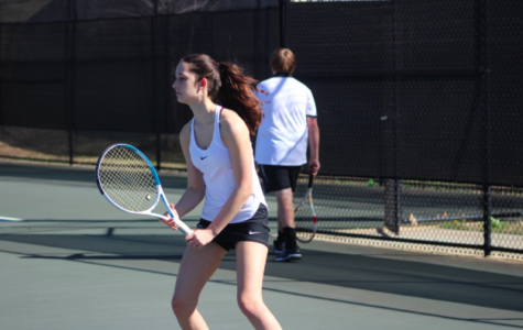 Warrior Tennis Ready to Slice Up 6A Opponents