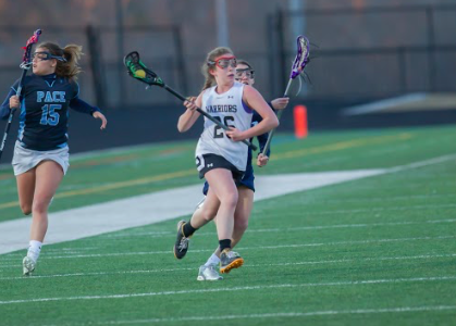 Girls' Lacrosse Shows Its Power Within New Region