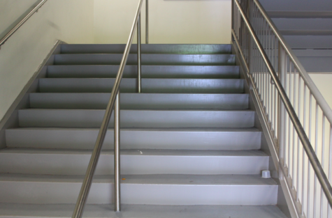 Stairwells Get Fifty Shades Cleaner