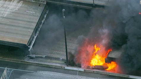 The 85 highway collapse has wrecked havoc on Atlanta traffic.