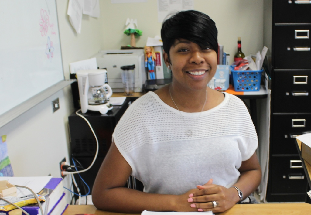 Akisha Ray Named 2017-2018 Teacher of the Year