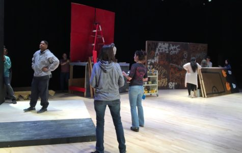 """Behind the Scenes of """"Rent"""" With Drama's Tech Crew"""