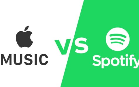 Steaming Choice: Music fans endlessly debate the merits of either Apple Music or its competitor Spotify