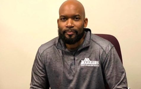 New View: New assistant principal Lincoln Woods is prepared for a great year of guiding students through the challenging and exciting high school years.