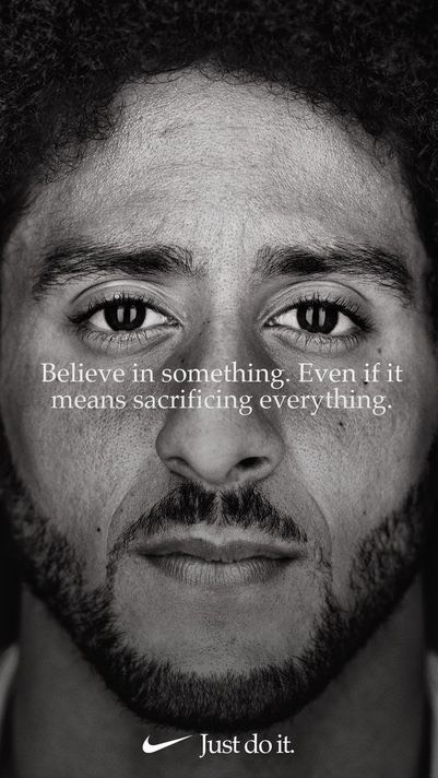 Kaepernick Campaign: Nike's ad campaign featuring Colin Kaepernick, the former NFL quarterback, is met with strong support and opposition.