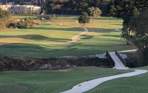 Driving Ambition: The newly renovated Bobby Jones Golf Course attracts school golf teams and professionals alike for some serious game.