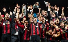 Atlanta United Brings Home the Hardware To Title-Starved Town