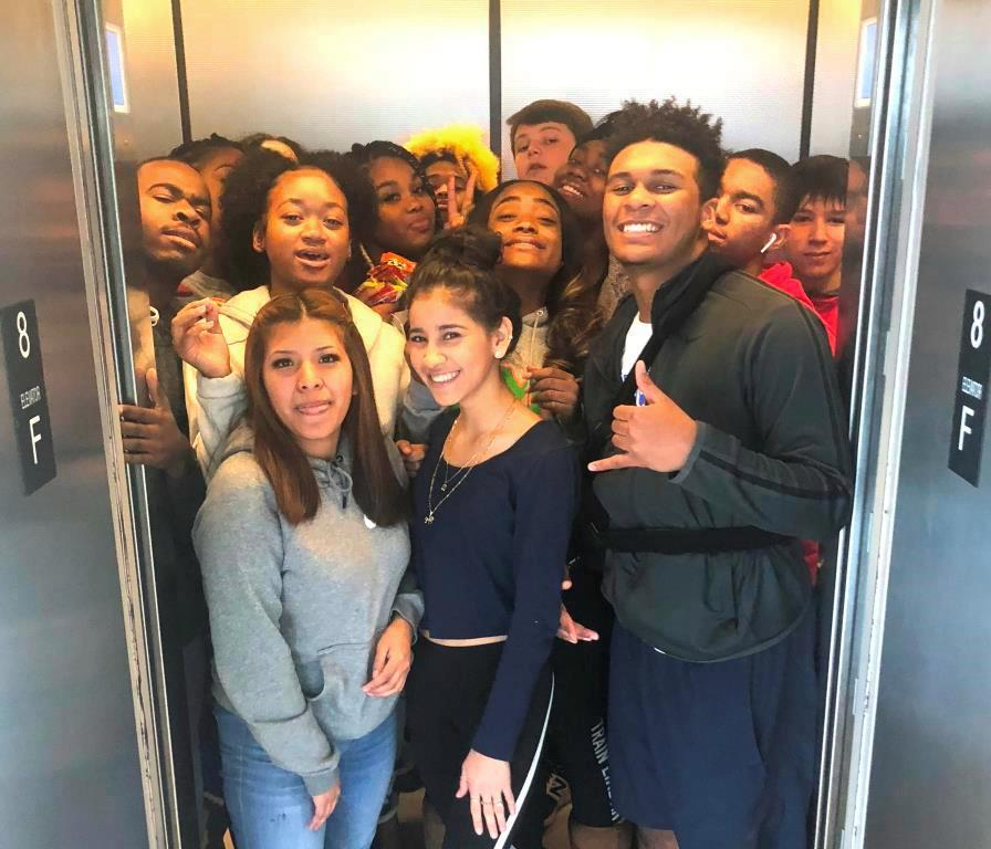 An Edict: Students Exasperated By Poor Elevator Etiquette
