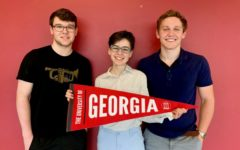 Nearly 50 Seniors Gain Coveted Admission to UGA