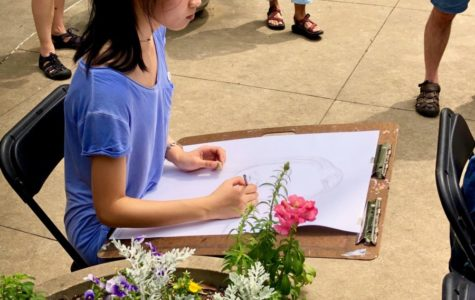 North Atlanta Students Participate in the Dogwood Festival at Piedmont Park