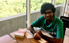 Ishaan Ghosh: Graduating Senior