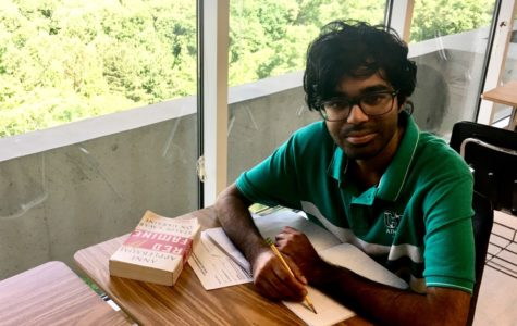 Book Smart: Senior Ishaan Ghosh prepares for his life at Duke University after leaving behind a trail of his accomplishments.