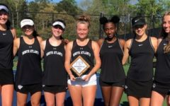 Dominating Girls Tennis Team Reaches Final Four