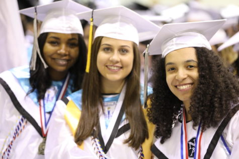 Commencement Marks End of High School Journey for Class of 2019