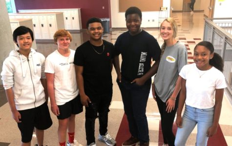 NAHS Class of 2023 Gives Its First Impressions of High School