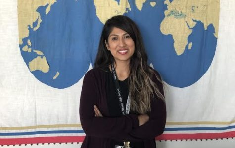 New Social Worker Gayle Roque Brings Change to NAHS
