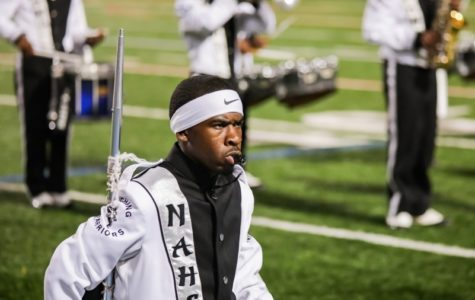 The Marching Warriors Know the Beat to Success