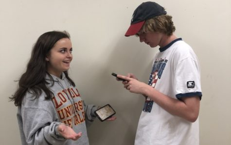 Phone Fiends at North Atlanta High School