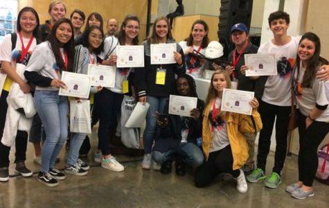 North Atlanta Students Participate In Art Throwdown