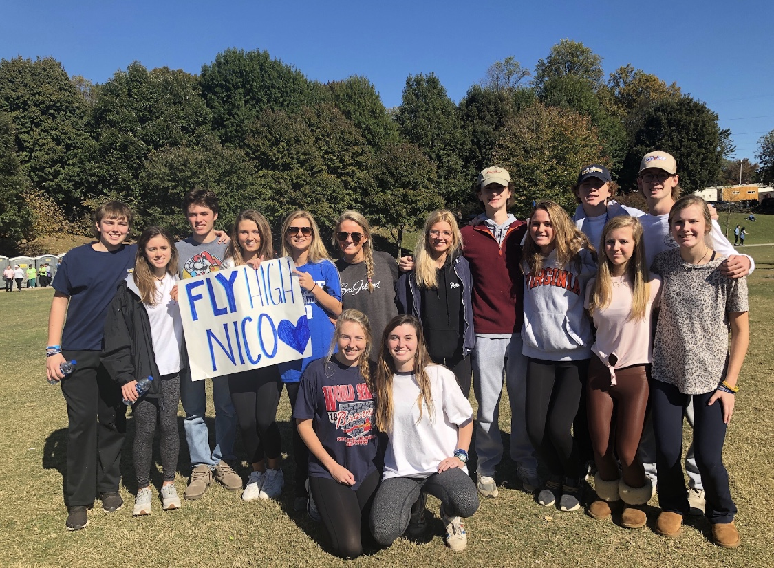 Out of Darkness: North Atlanta Juniors walk for suicide prevention