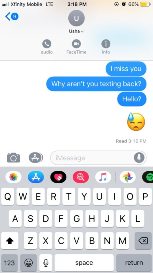Boo!: Students experience the terrifying reality of ghosting in modern dating