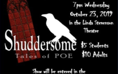 NAHS Drama Shows Their Spooky Season Spirit with Shuddersome