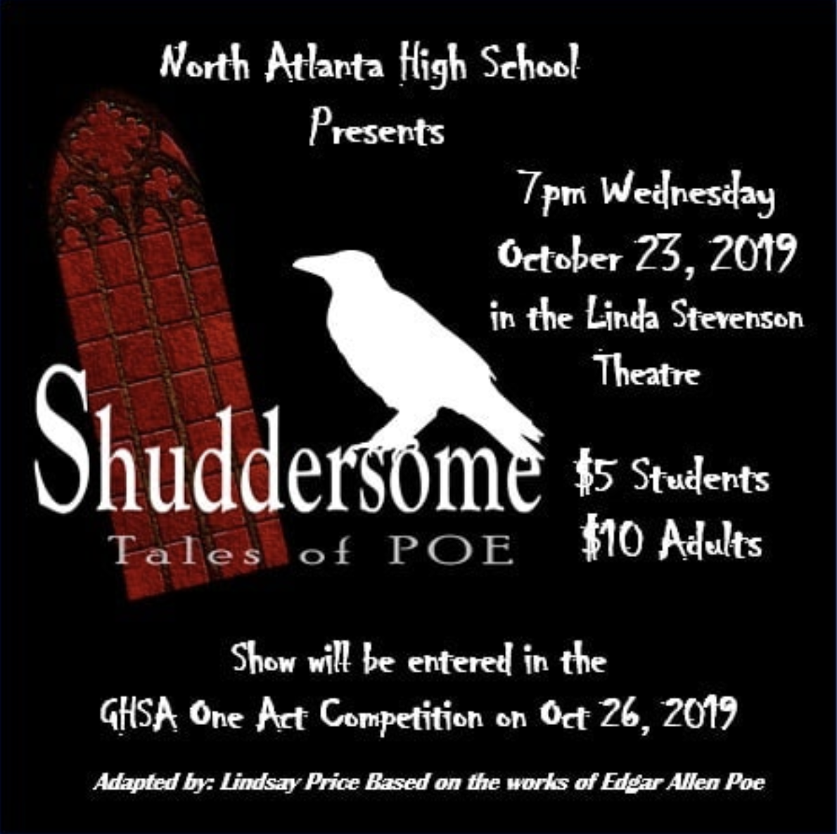 Shuddersome: North Atlanta's one act play wows students