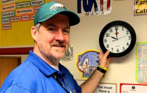 Jason Bross: The Maintenance Superhero of North Atlanta High School